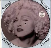 "HANKY PANKY -  UK 12"" PICTURE DISC + POSTER  (W9789TP)"